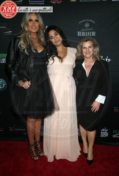 Jessica Marie Garcia, Valeria Rumori, Tiziana Rocca - Los Angeles - 22-01-2020 - Claudia Gerini madrina del 5o Filming Italy - Los Angeles