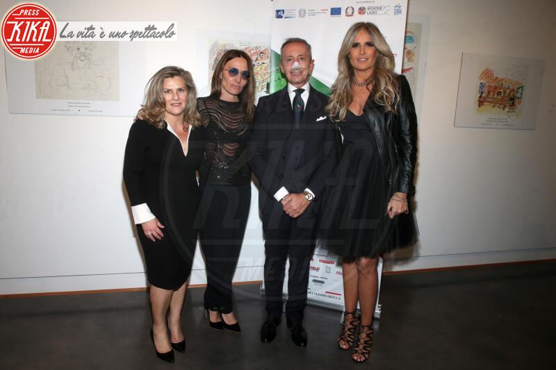 Roberto Stabile, Valeria Rumori, Tiziana Rocca - Los Angeles - 22-01-2020 - Claudia Gerini madrina del 5o Filming Italy - Los Angeles