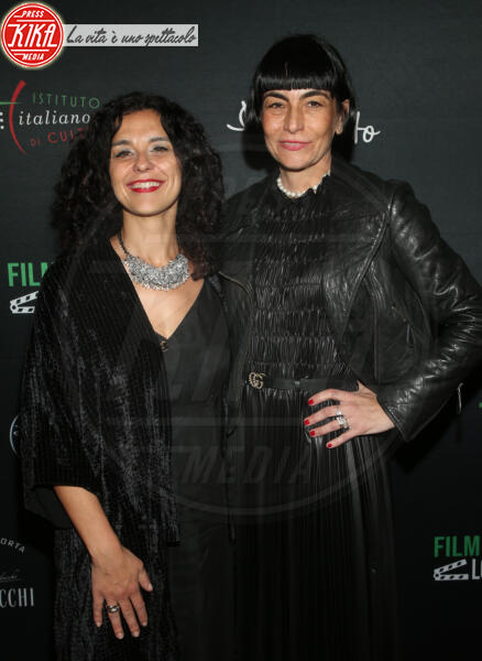 Alessandra Tomeo, Guisi Alessio - Los Angeles - 22-01-2020 - Claudia Gerini madrina del 5o Filming Italy - Los Angeles
