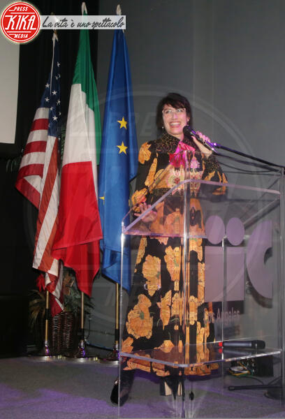 Lisa Edelstein - 22-01-2020 - Claudia Gerini madrina del 5o Filming Italy - Los Angeles