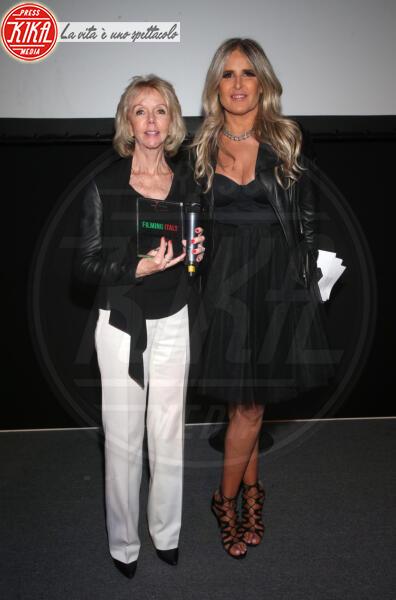 Dawn Allen, Tiziana Rocca - Los Angeles - 22-01-2020 - Claudia Gerini madrina del 5o Filming Italy - Los Angeles