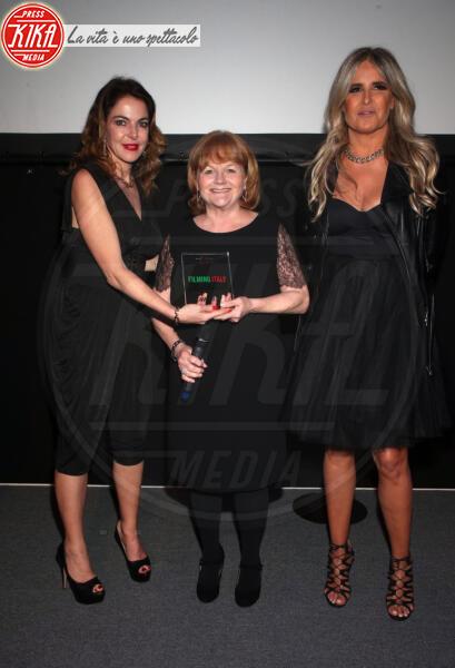 Lesley nicol, Tiziana Rocca, Claudia Gerini - Los Angeles - 22-01-2020 - Claudia Gerini madrina del 5o Filming Italy - Los Angeles