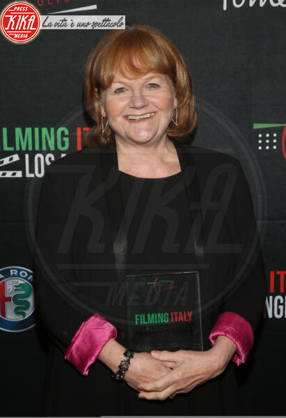 Lesley nicol - Los Angeles - 22-01-2020 - Claudia Gerini madrina del 5o Filming Italy - Los Angeles
