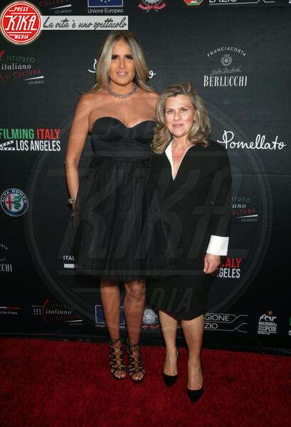 Valeria Rumori, Tiziana Rocca - Los Angeles - 22-01-2020 - Claudia Gerini madrina del 5o Filming Italy - Los Angeles
