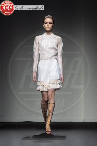 Sfilata Sabrina Persechino - Roma - 24-01-2020 - Altaroma 2020: la sfilata di Sabrina Persechino