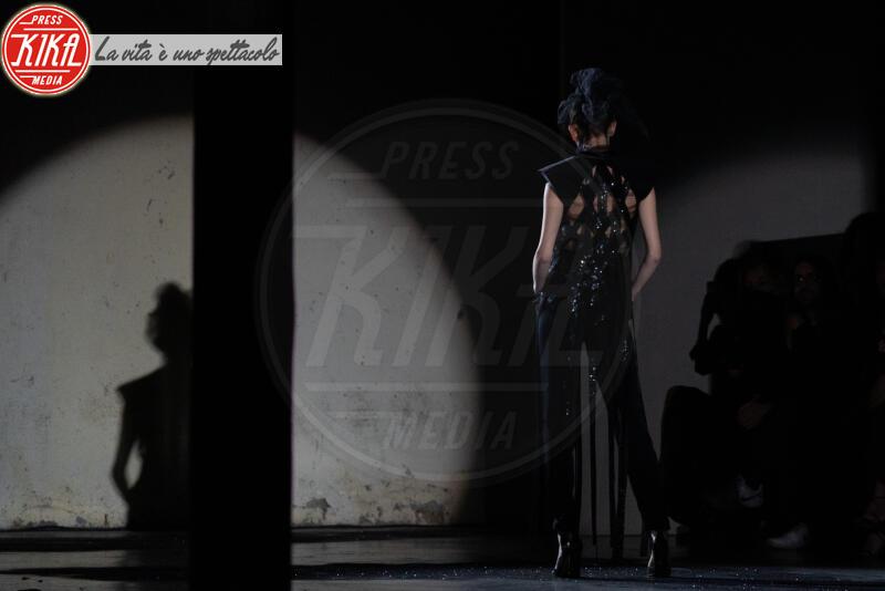 Sfilata Sylvio Giardina, Sylvio Giardina - Roma - 25-01-2020 - Altaroma 2020: le atmosfere soffuse di Sylvio Giardina