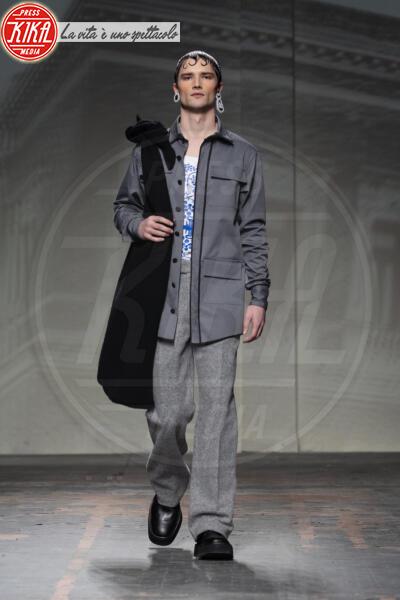Sfilata Federico Cina - Roma - 25-01-2020 - Altaroma 2020: la sfilata di Federico Cina
