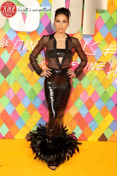 Jurnee Smollett-Bell - Londra - 29-01-2020 - Birds of Prey: Margot Robbie in Chanel è di nuovo Harley Quinn