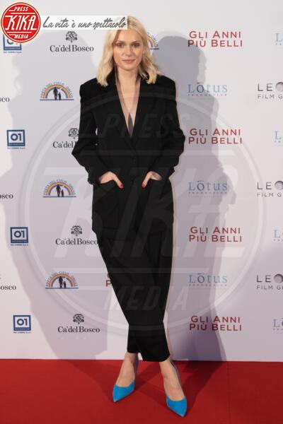 Caterina Shulha - Roma - 04-02-2020 - Gli anni più belli: le star sul red carpet