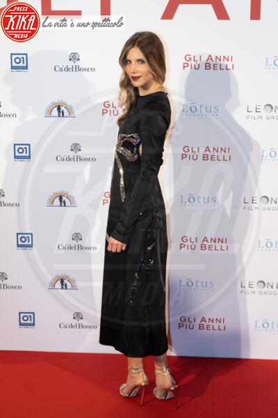 Nicoletta Romanoff - Roma - 04-02-2020 - Gli anni più belli: le star sul red carpet