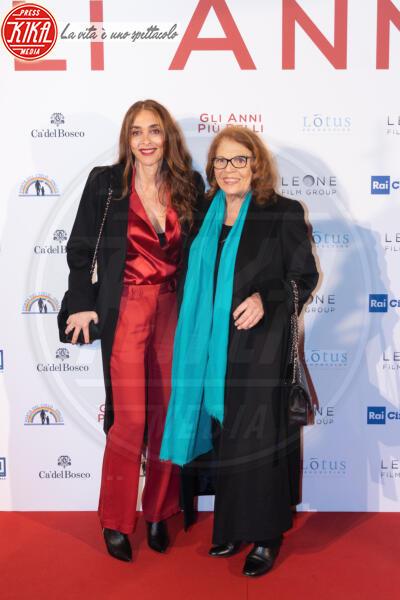 Giorgia Giacobetti, Valeria Fabrizi - Roma - 04-02-2020 - Gli anni più belli: le star sul red carpet