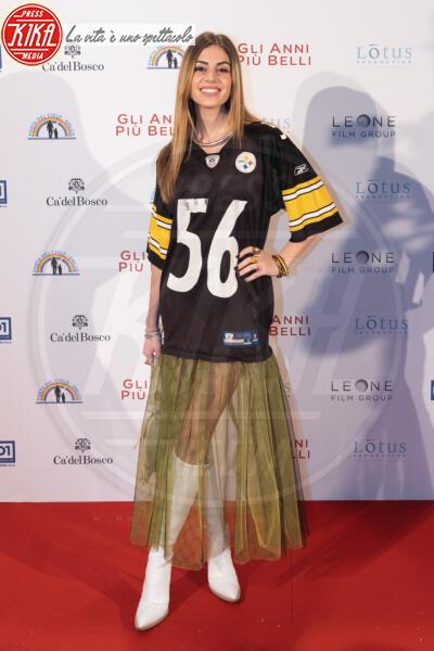 Giulia Latini - Roma - 04-02-2020 - Gli anni più belli: le star sul red carpet