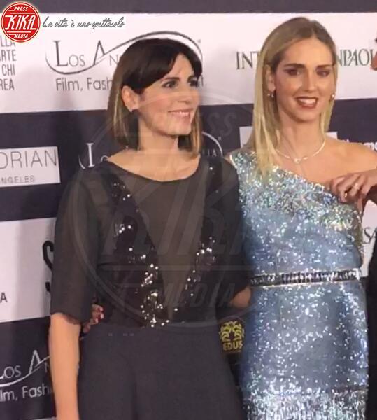 Elisa Amoruso, Chiara Ferragni - Los Angeles - 03-02-2020 - Los Angeles Italia Fest: si comincia con Chiara Ferragni e Fedez