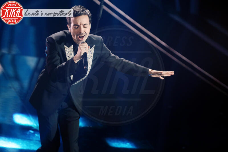 Diodato - Sanremo - 08-02-2020 - Sanremo 2020: Diodato vince il premio Mia Martini