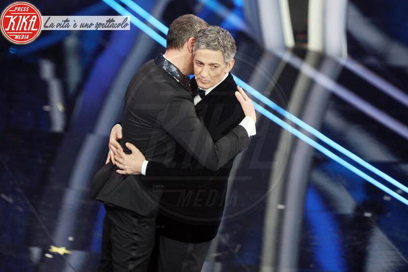 Fiorello, Amadeus - Sanremo - 09-02-2020 - Non solo Amadeus e Fiorello, quanto aiuta l'amicizia!