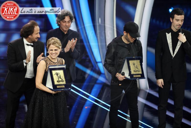 Rancore, Diodato, TOSCA - Sanremo - 09-02-2020 - Sanremo 2020: Diodato vince il premio Mia Martini