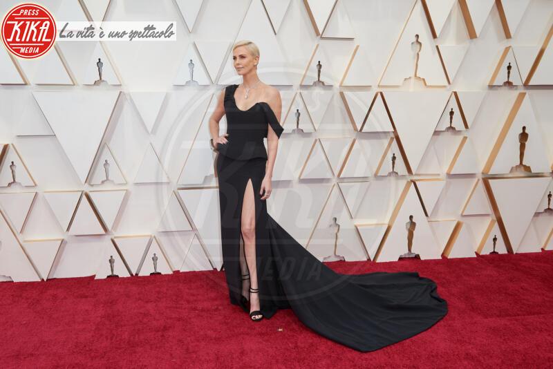 Charlize Theron - Hollywood - 09-02-2020 - Oscar 2020: gli stilisti sul red carpet