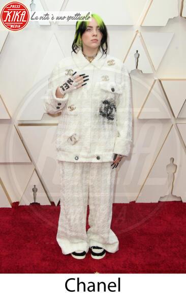 Billie Eilish - Los Angeles - 09-02-2020 - Oscar 2020: gli stilisti sul red carpet