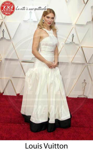 Lea Seydoux - Los Angeles - 09-02-2020 - Oscar 2020: gli stilisti sul red carpet
