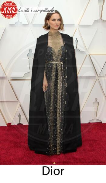 Natalie Portman - Los Angeles - 09-02-2020 - Oscar 2020: gli stilisti sul red carpet