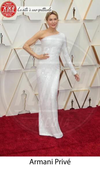 Renne Zellweger - Los Angeles - 09-02-2020 - Oscar 2020: gli stilisti sul red carpet