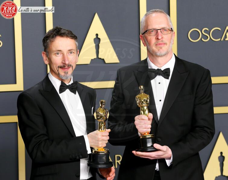 Stuart Wilson, Oscars 2020: PRESS ROOM, Mark Taylor - Hollywood - 09-02-2020 - Oscar 2020: Parasite fa la storia con 4 statuette da record