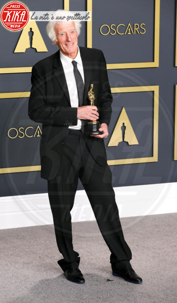 Oscars 2020: PRESS ROOM, Roger Deakins - Hollywood - 09-02-2020 - Oscar 2020: Parasite fa la storia con 4 statuette da record