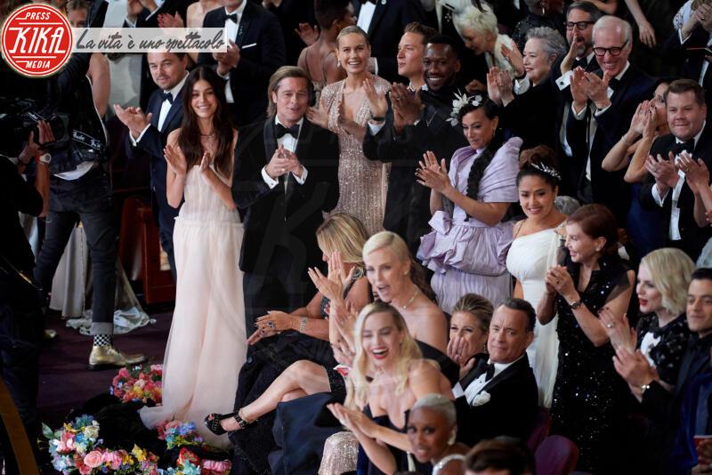 Camila Morrone, Leonardo DiCaprio - Los Angeles - 09-02-2020 - La prima volta di Camila Morrone e Leonardo DiCaprio