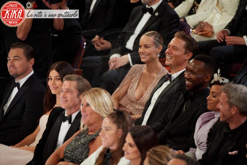 Brie Larson - Los Angeles - 09-02-2020 - La prima volta di Camila Morrone e Leonardo DiCaprio