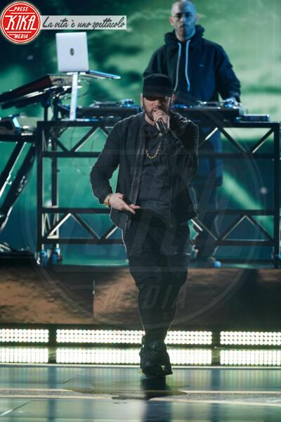 Eminem - Los Angeles - 09-02-2020 - Oscar 2020: dopo 17 anni, il riscatto di Eminem sul palco