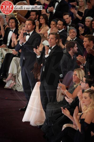Camila Morrone, Adam Driver - Los Angeles - 09-02-2020 - La prima volta di Camila Morrone e Leonardo DiCaprio