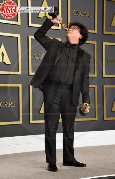 BONG JOON HO - Hollywood - 09-02-2020 - Oscar 2020: Parasite fa la storia con 4 statuette da record