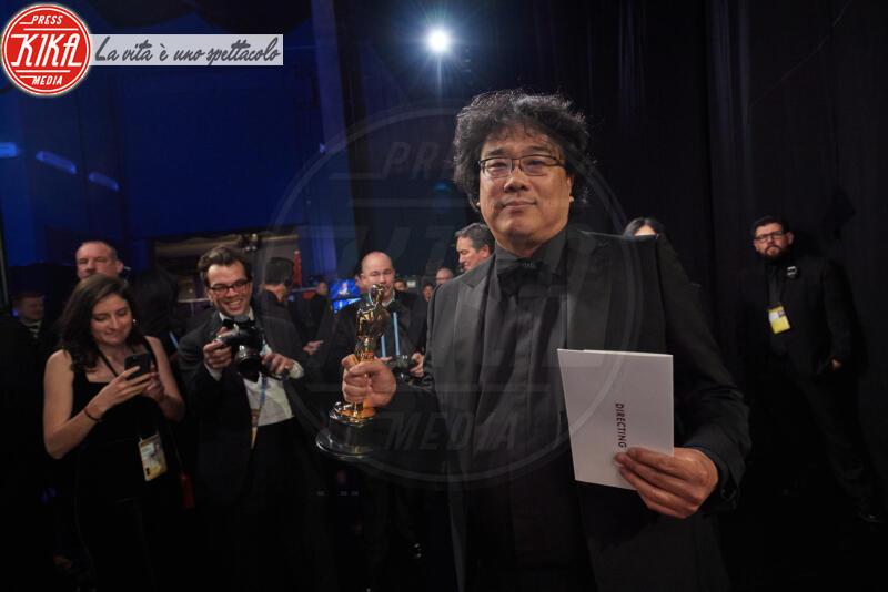 Bong Joon-Ho - Los Angeles - 09-02-2020 - Oscar 2020: Parasite fa la storia con 4 statuette da record