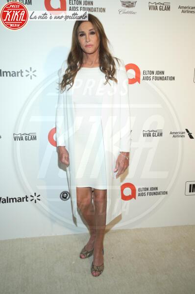 Caitlyn Jenner - Los Angeles - 09-02-2020 - Oscar, Nina Senicar neomamma in forma al party di Elton John