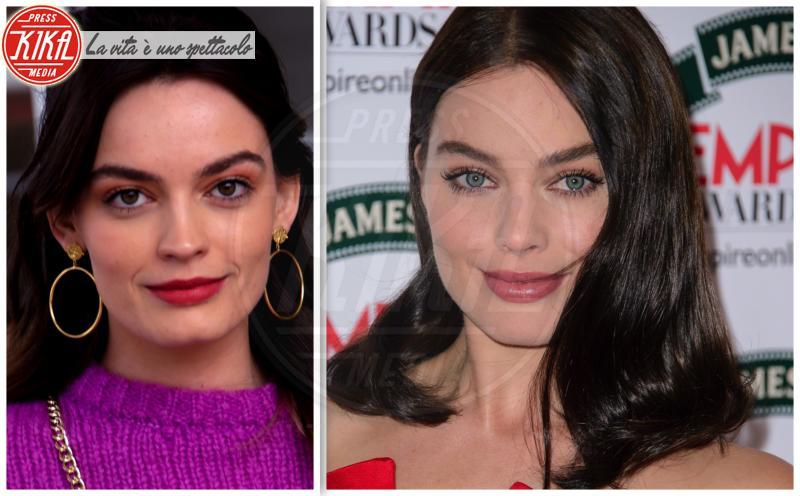 Emma Mackey, Margot Robbie - Hollywood - 12-02-2020 - Maeve o Harley Quinn? Quando le star sembrano clonate