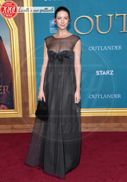 Caitriona Balfe - Hollywood - 14-02-2020 - Outlander: il duo Heughan-Balfe ci conduce nella quinta stagione