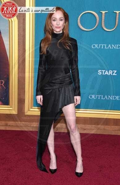 Lotte Verbeek - Hollywood - 14-02-2020 - Outlander: il duo Heughan-Balfe ci conduce nella quinta stagione