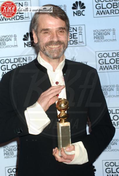 Jeremy Irons - Beverly Hills - 15-01-2007 - Salta la cerimonia dei Golden Globe. Adesso si teme anche per gli Oscar