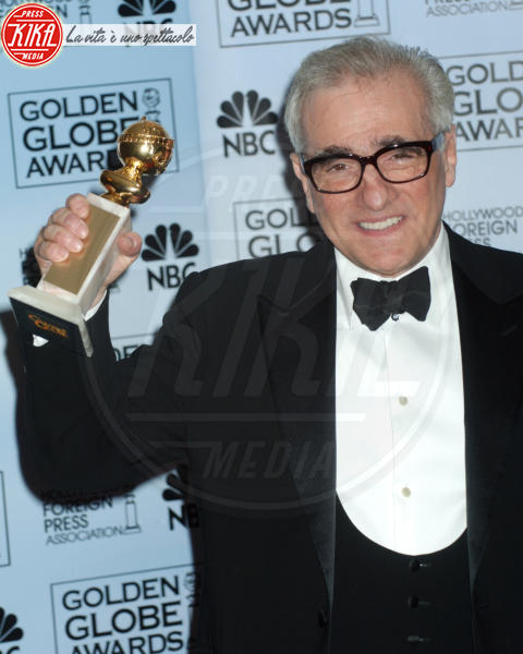 Martin Scorsese - Beverly Hills - 15-01-2007 - Salta la cerimonia dei Golden Globe. Adesso si teme anche per gli Oscar