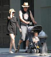 Matilda Ledger, Michelle Williams, Heath Ledger - New York - 23-01-2008 - Un documentario per ricordare Heath Ledger
