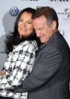 Marsha Williams, Robin Williams - Hollywood - 04-10-2006 - Robin Williams torna in rehab per problemi con droga e alcol