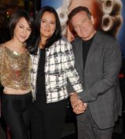 Zoe, moglie, Robin Williams - Hollywood - 04-10-2006 - Robin Williams torna in rehab per problemi con droga e alcol