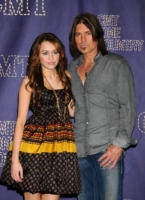 Billy Ray Cyrus, Miley Cyrus - Nashville - 14-04-2008 - Nuovo scandalo per la star della Disney Miley Cyrus