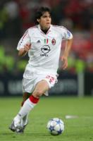 Kaká - Istanbul - 27-05-2005 - E' nato il figlio di Kakà