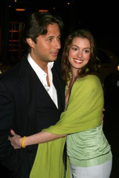 Raffaello Follieri, Anne Hathaway - New York - 06-02-2005 - Arrestato Raffaello Folieri ex fidanzato di Anne Hathaway