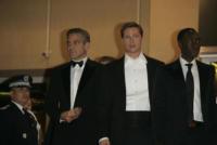 Brad Pitt, George Clooney, Don Cheadle - Cannes - 25-05-2007 - Clooney, Pitt, Damon e Cheadle raccolgono fondi per il Myanmar