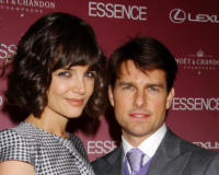 Katie Holmes, Tom Cruise - Beverly Hills - 22-02-2008 - Tom Cruise sta cercando di conquistare il padre di Katie Holmes