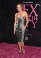 Kim Cattrall - New York - 27-05-2008 - Kim Cattrall posa nuda per difendere opere di Tiziano