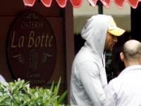 Costantino Vitagliano - Milano - 29-05-2008 - Ultime immagini serene di Costantino Vitagliano prima del furto della sua amata Bentley