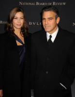 Sarah Larson, George Clooney - New York - 16-01-2008 - George Clooney spia nel thriller Tourist